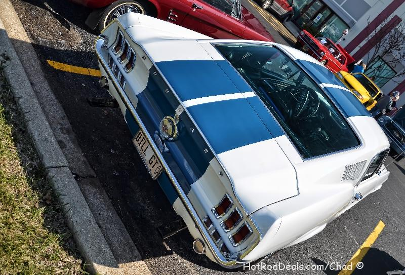 Various photos from a get together us Mustang owners did to celebrate the 50th birthday of the Mustang.