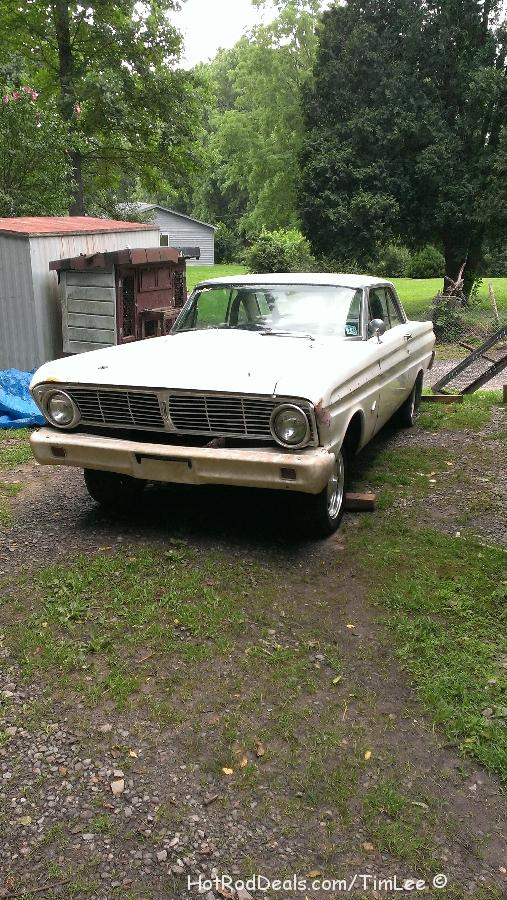 1965 Ford Falcon Futura Unique $12,000.00
