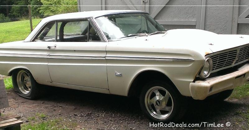 1965 Ford Falcon Futura Unique $12,000.00