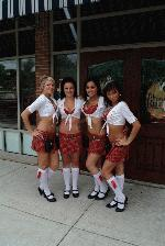 Women of the Tilted Kilt