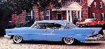 1957 Lincoln Premiere four-door Landau