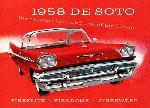 1958 De Soto Fireflite Firedome FireSweep