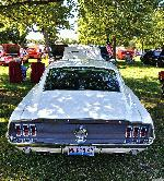 Northern Mustang Corral Annual Car Show 08-04-2013