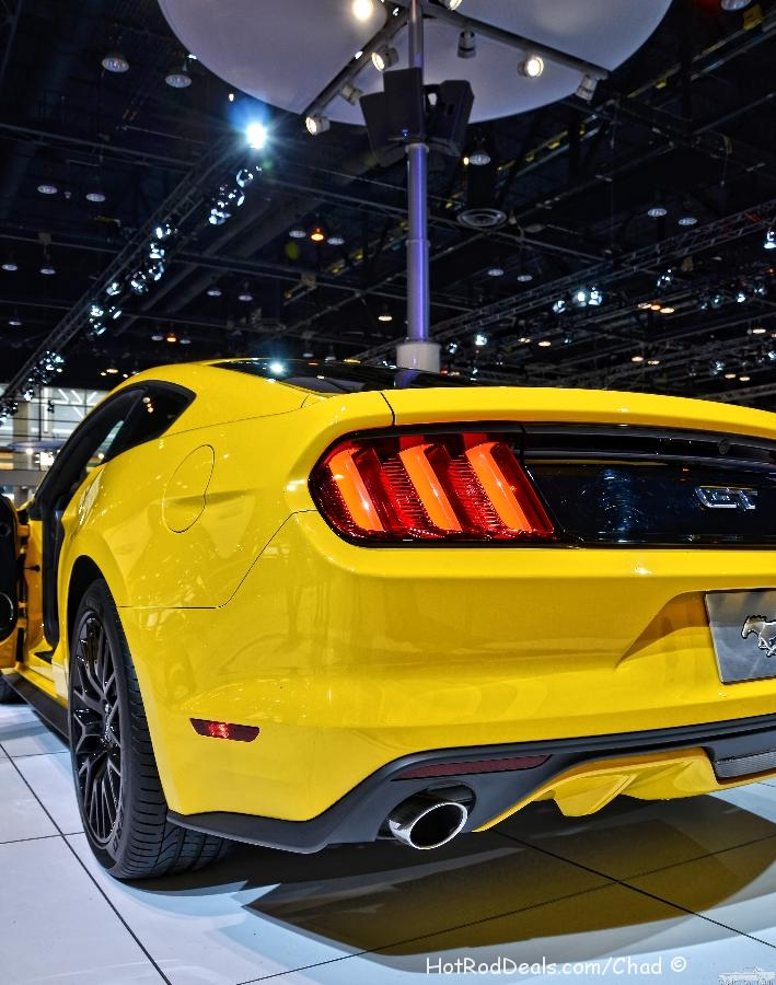 Various photos from this years (2014) Chicago Auto Show.  All pics were taken on 2/10/2014.  It was great to see the new Mustang up close.
