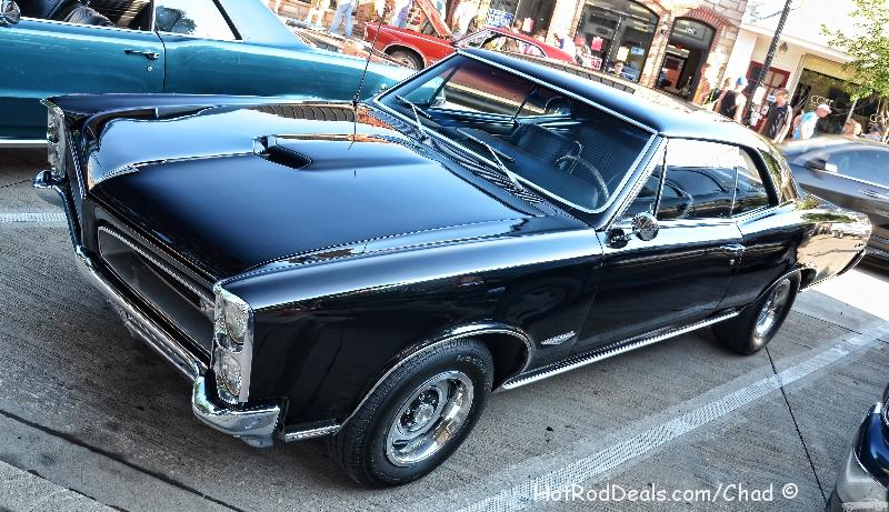 Various photos from the cruise night at Downers Grove, Illinois on 7/12/2013.