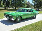 1972 Chevrolet Nova $24,500.00