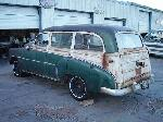 1952 Chevrolet Tin Woody $5,700.00