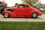 1937 Chevrolet coupe $30,000.00