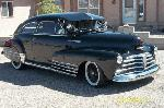 1948 Chevrolet Fleetline Aerosedan $19,500.00