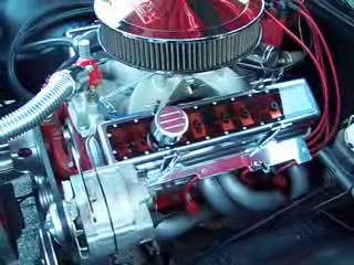 KICK ASS engine with glass rocker covers RUNNING! from:DotComd