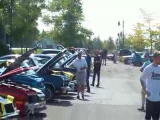 A 360 degree view of the Tilted Kilt Car show turnout from:DotComd