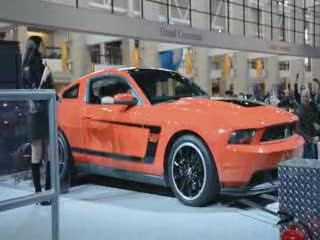 2012 Ford Mustang Boss 302 Dyno Run from:Chad