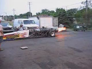 Rocketship Torching the Neighborhood! from:HighSpeedWelding